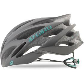 Giro Sonnet Helmet Matte Titanium Taos Dots